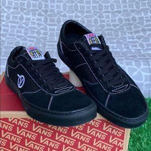 VANS PARADOXXX BLACK/BLACK MEN'S